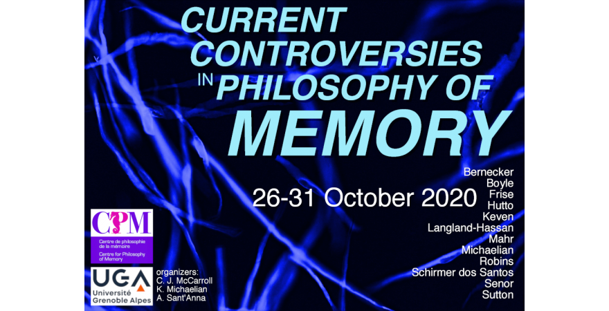 Current Controversies in Philosophy of Memory