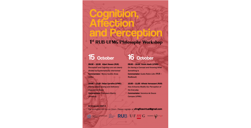 Cognition, Affection, and Perceptionognition, Affection, and Perception