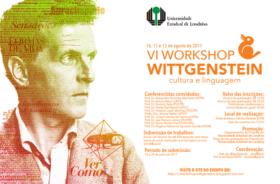 VI Workshop Wittgenstein